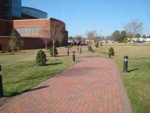 conrete paver designs williamsburg and newport news