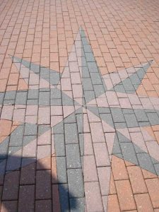 conrete paver designs virginia beach