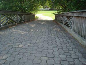 walkway paver design