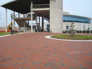 interlocking concrete pavers norfolk