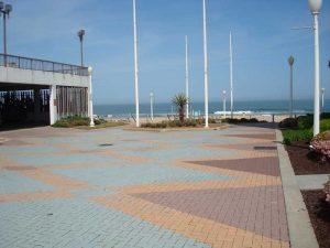 beautiful boardwalk design virginia beach